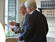 bufet colls abogados barcelona desde 1956 Josep Colls y José Mª Plass
